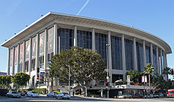 General knowledge about Dorothy Chandler Pavilion