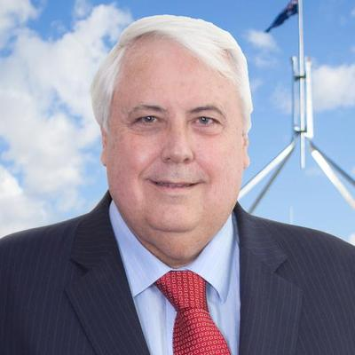 General knowledge about Clive palmer