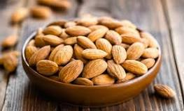 nutritional value of almond