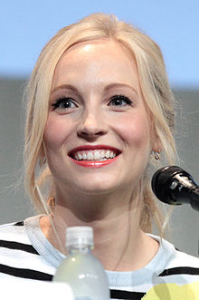 General knowledge about Candice King